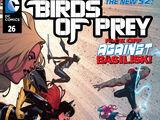 Birds of Prey Vol 3 26