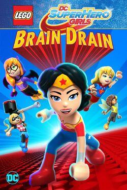 DC Super Hero Girls Movie Brain Drain