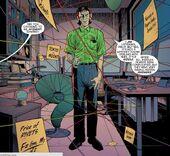 Ed Nygma, Wayne Enterprises employee
