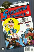 Millennium Edition Sensation Comics Vol 1 1
