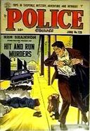 Police Comics Vol 1 126