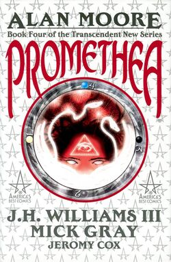 Cover for the Promethea: Book Four Trade Paperback