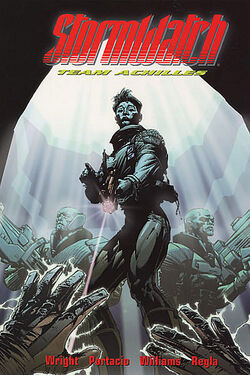Cover for the Stormwatch: Team Achilles Vol. 1 Trade Paperback