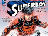 Superboy: Blood and Steel (Collected)