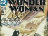 Wonder Woman Vol 2 201