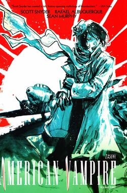 Cover for the American Vampire: Vol. 3 Trade Paperback