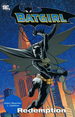 Cover for the Batgirl: Redemption Trade Paperback