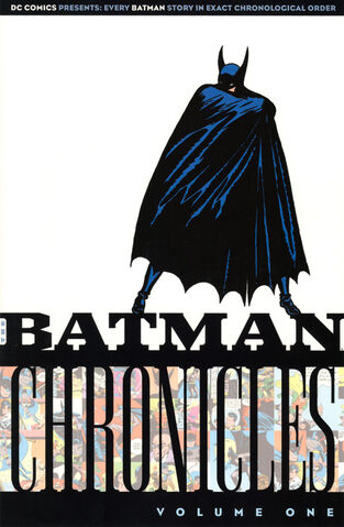 File:Batman Chronicles, Volume 1.jpg