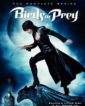 Birds Of Prey Tv Series Dc Database Fandom