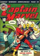Captain Marvel Adventures Vol 1 23