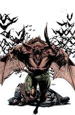 Detective Comics Vol 2 23.4 Man-Bat Textless