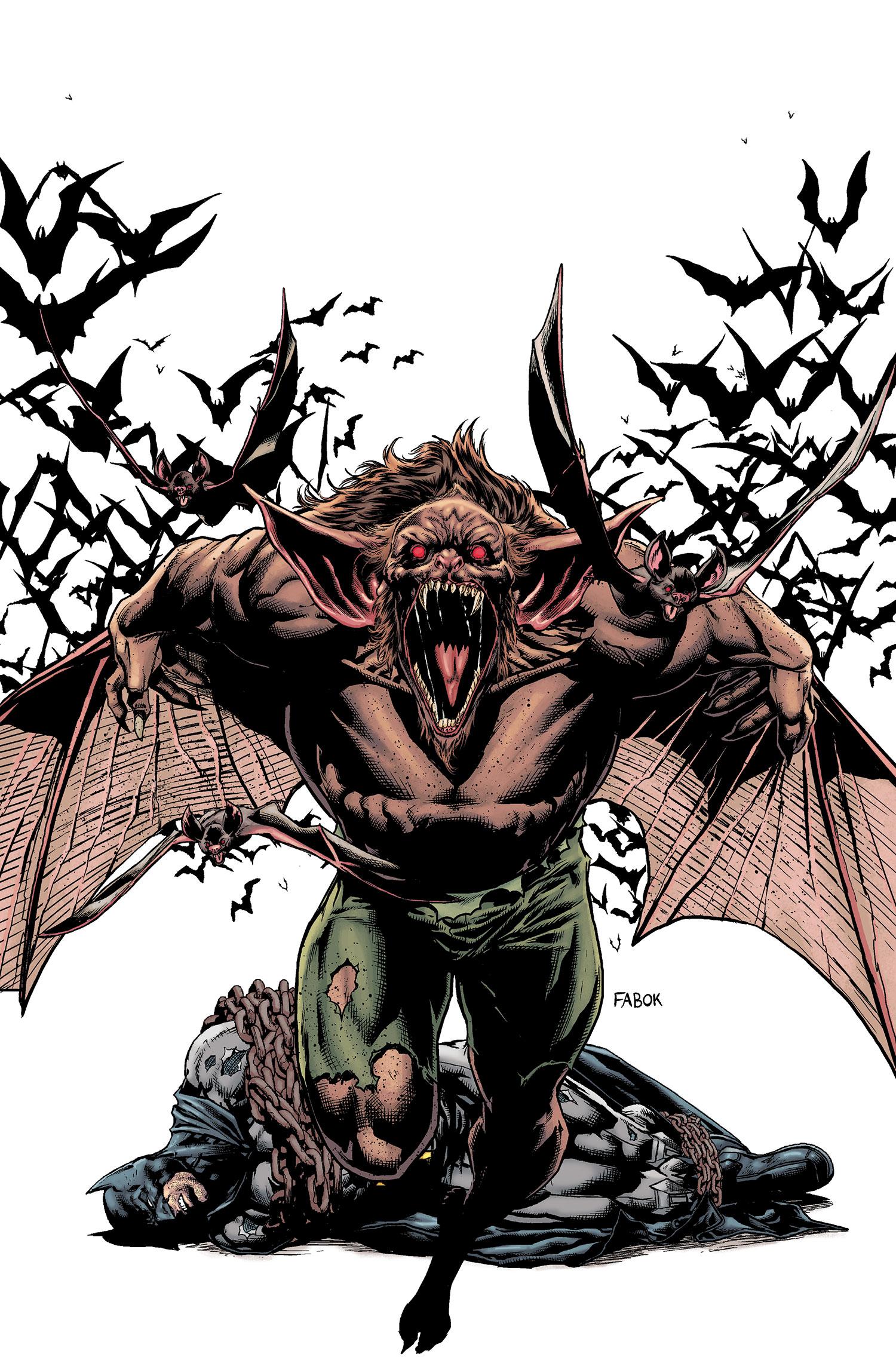 detective comics vol 2 234 man bat textless - Picture Of A Bat