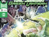 Hal Jordan and the Green Lantern Corps Vol 1 35