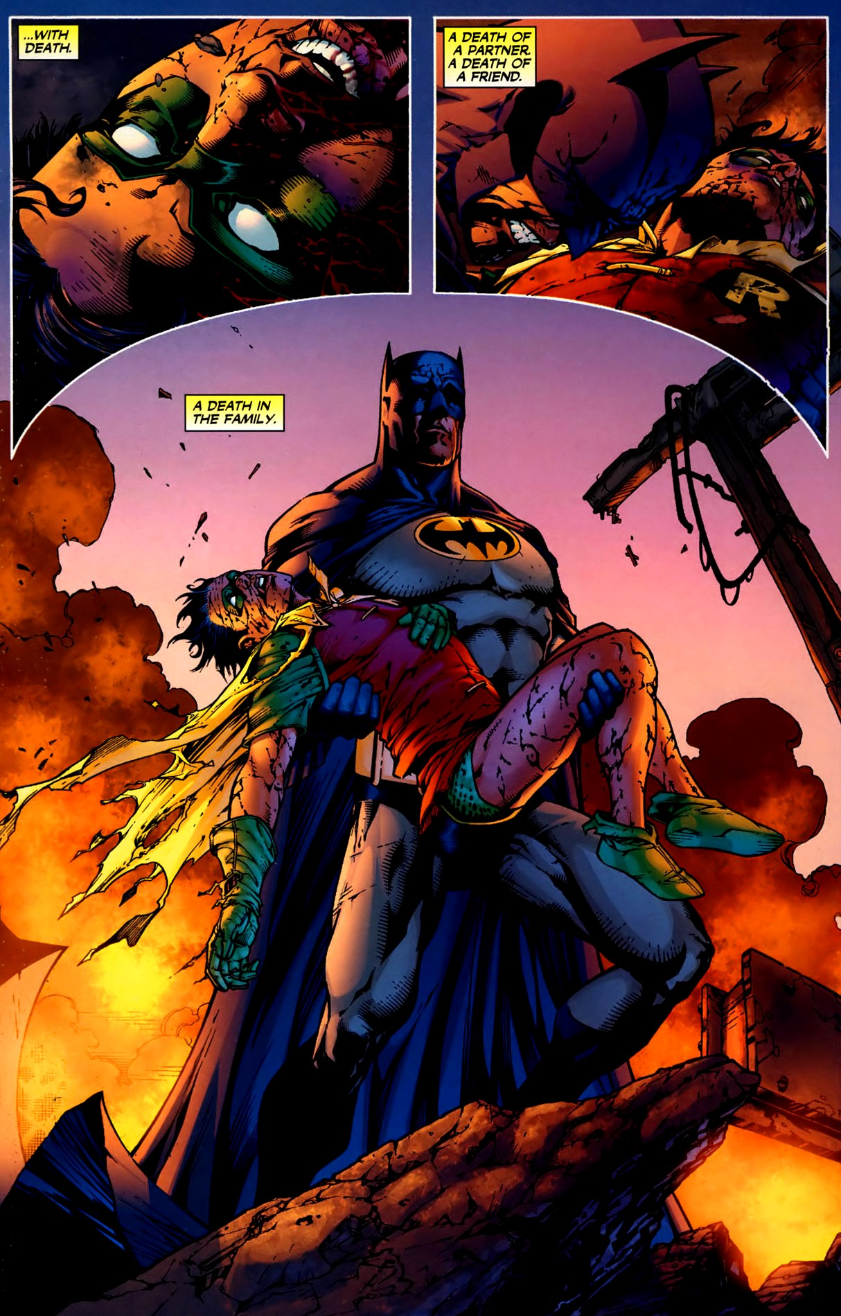 Fictional character Jason Todd: biography, history and interesting facts 79