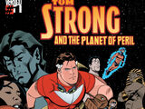 Tom Strong and the Planet of Peril Vol 1