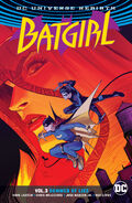 Batgirl Summer of Lies TPB