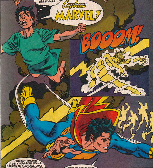 captain marvel jr dc