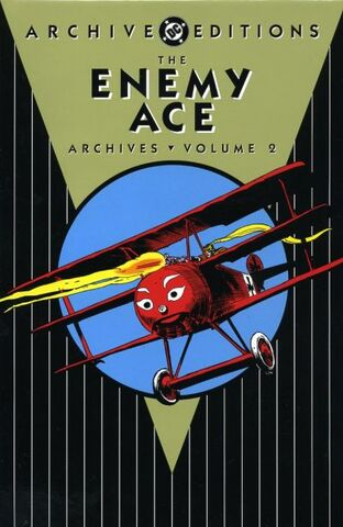 File:Enemy Ace Archives, Volume 2.jpg