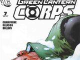 Green Lantern Corps Vol 2 7