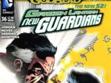 Green Lantern: New Guardians Vol 1 36