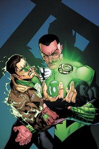 Green Lantern Vol 5 6 Textless
