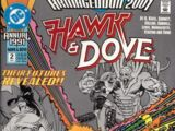 Hawk and Dove Annual Vol 3 2