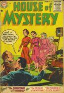 House of Mystery v.1 36