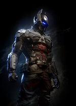 Jason Todd (Arkhamverse) 001