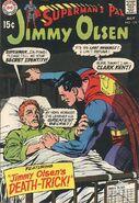 Jimmy Olsen Vol 1 121