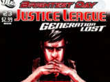 Justice League: Generation Lost Vol 1 23