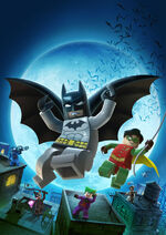 Lego batman cover textless