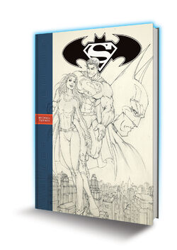 Cover for the Superman/Batman: Michael Turner Gallery Edition Trade Paperback
