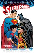 Superman Trials of the Super Sons (Collected)