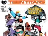 Teen Titans: Full Throttle (Collected)