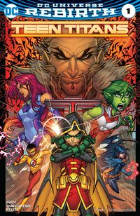 Teen Titans Vol 6 1