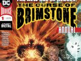 The Curse of Brimstone Annual Vol 1 1