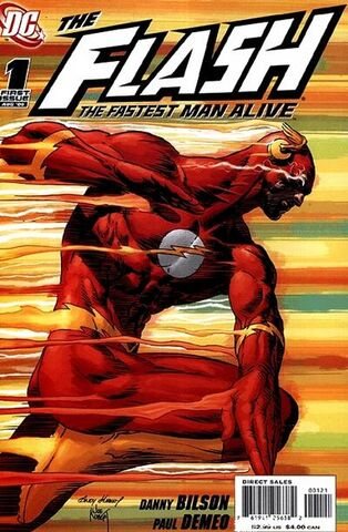 File:The Flash The Fastest Man Alive Vol 1 1 Variant.jpg