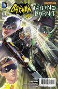Batman '66 Meets The Green Hornet Vol 1 5