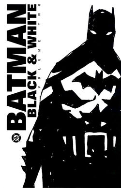 Cover for the Batman: Black & White, Vol. 2 Trade Paperback