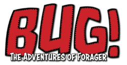 Bug! The Adventures of Forager (2017) logo