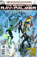 Countdown Presents Search for Ray Palmer Wildstorm 1