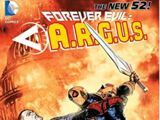Forever Evil: A.R.G.U.S. (Collected)