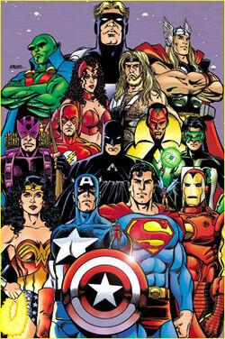 JLA Avengers Promo 001