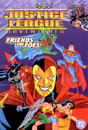 Justice League Adventures Friends and Foes