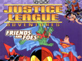 Justice League Adventures: Friends and Foes (Collected)
