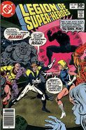 Legion of Super-Heroes Vol 2 271