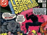 Legion of Super-Heroes Vol 2 271