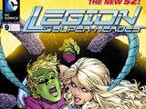 Legion of Super-Heroes Vol 7 9