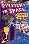 Mystery in Space v.1 106
