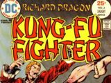 Richard Dragon, Kung-Fu Fighter Vol 1 2